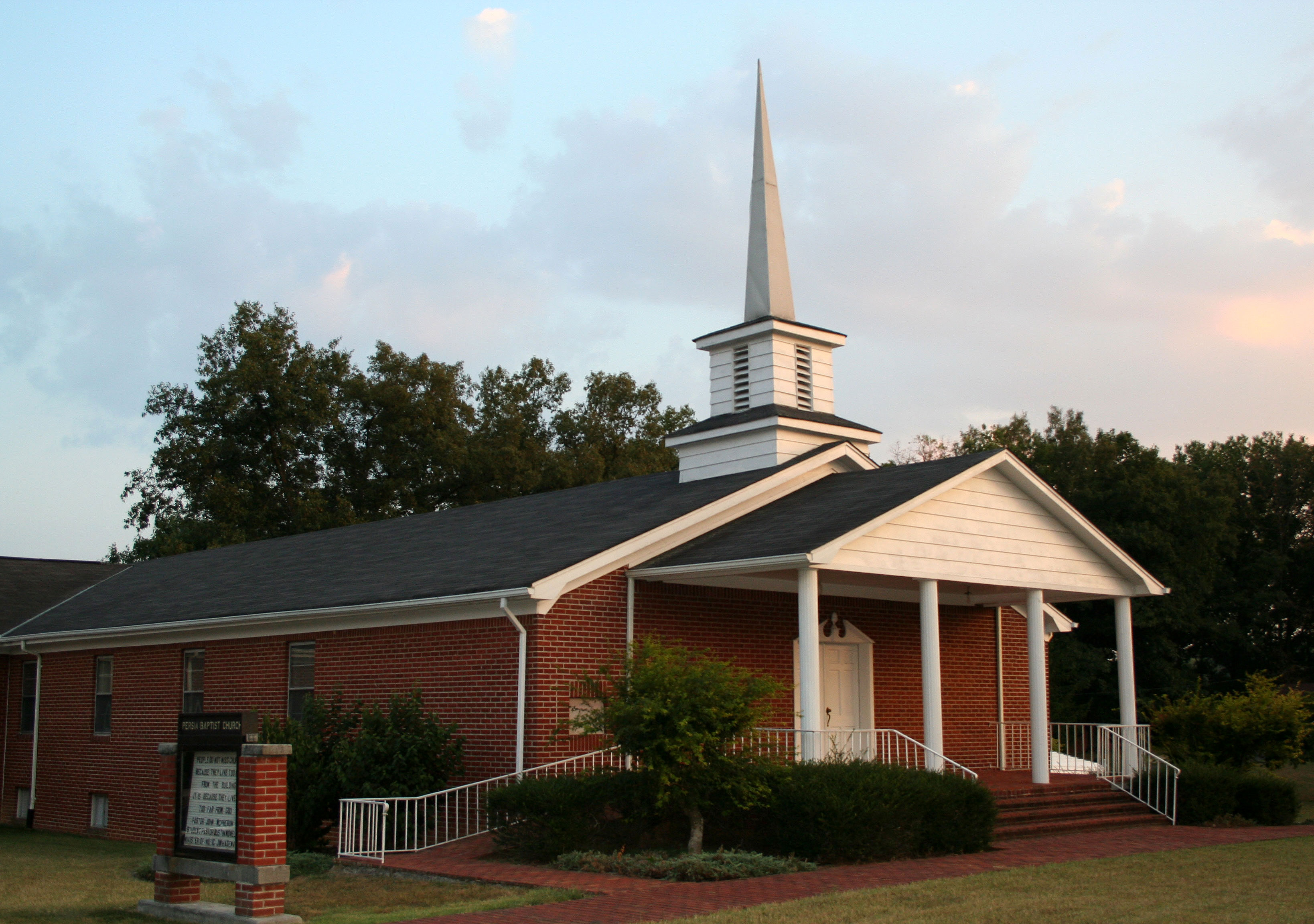 Persia Baptist Church